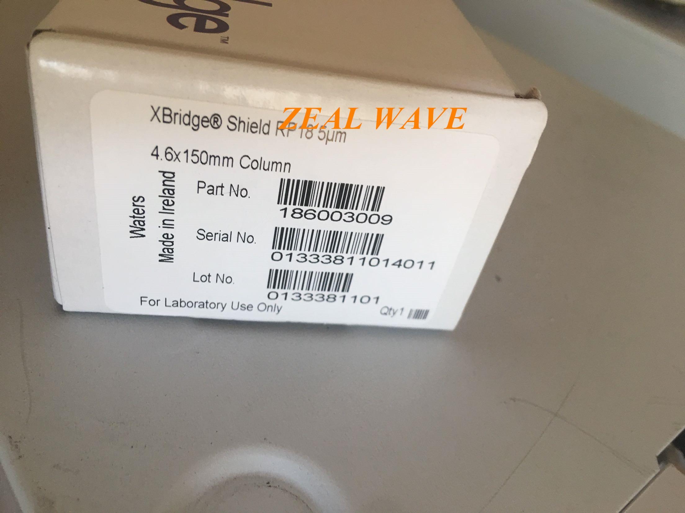 For Waters Original C18 Water Phase XBridge BEH RP18 4.6 * 150 Liquid Chromatography Column 186003009