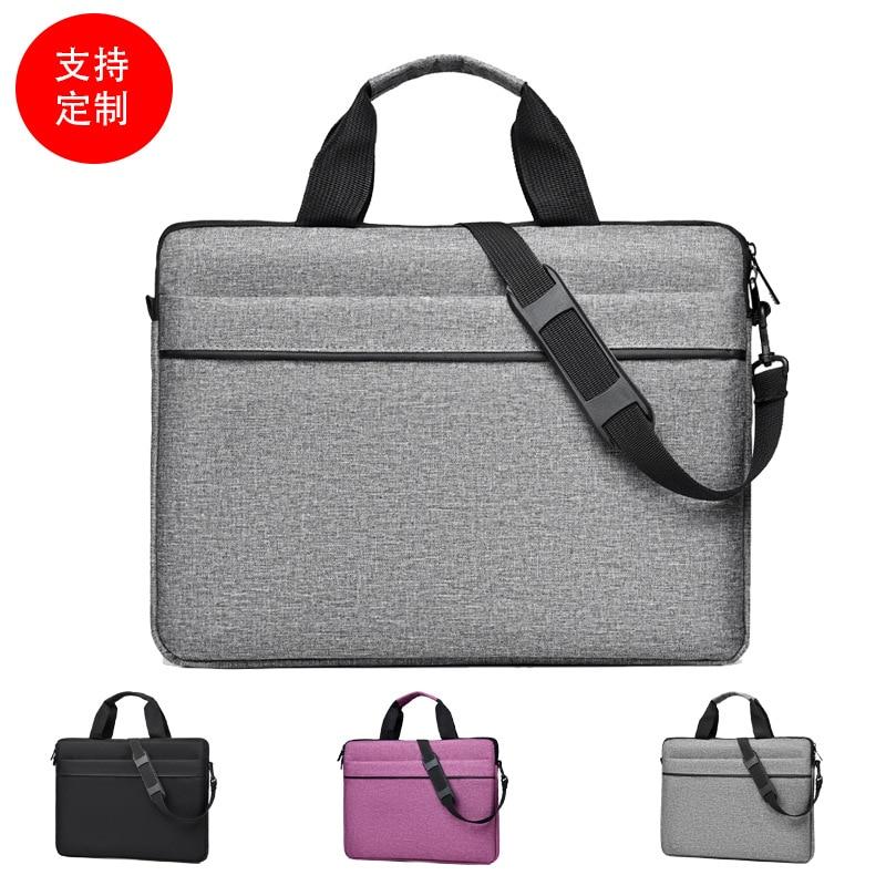 تشينغ شي حقيبة كمبيوتر محمول حقيبة يد B/L الكتف 14/15.6 بوصة لابل هواوي المجد ديل