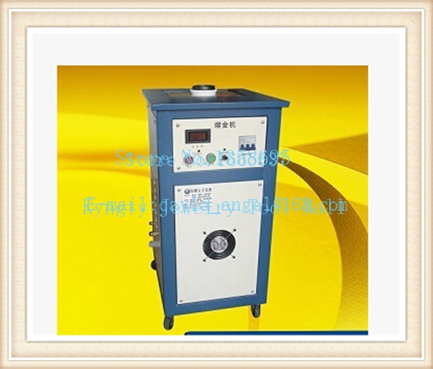 jewellery making 2 kg Induction Gold Silver Melting Machine Gold Mining Furnace