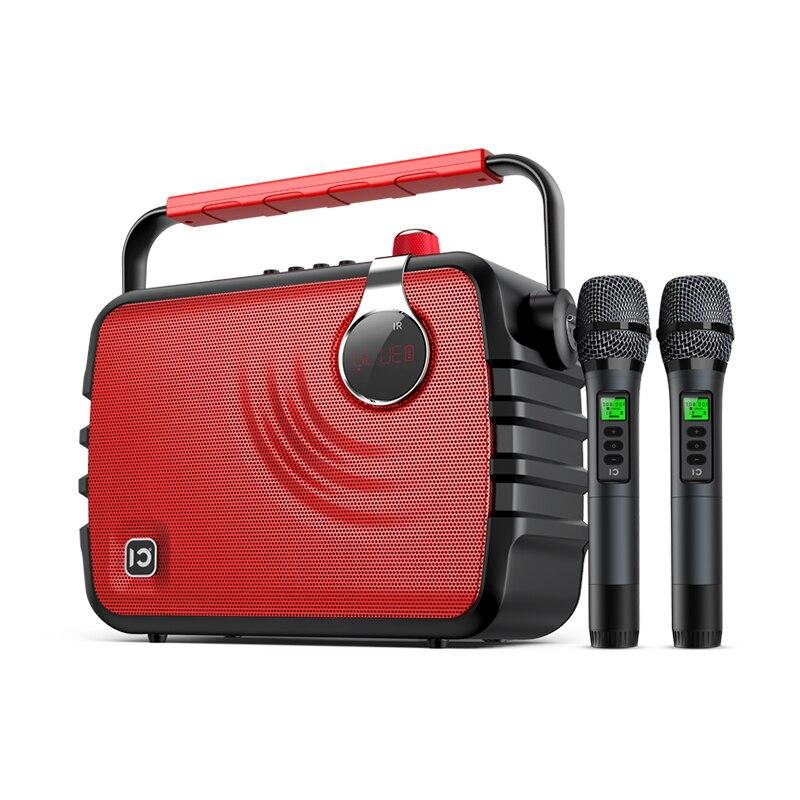 SHIDU  new  speaker  70 Watt Output pa System Subwoofer  with UHF  wireless microphone  Karaoke Speaker