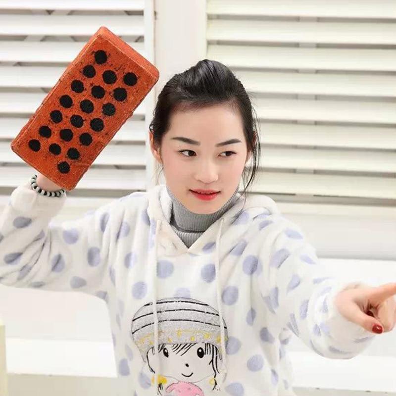 Оригинальная Подушка «кирпич», Реалистичная забавная Подушка-имитация кирпича, специальный подарок, плюшевая твист-игрушка, подушка
