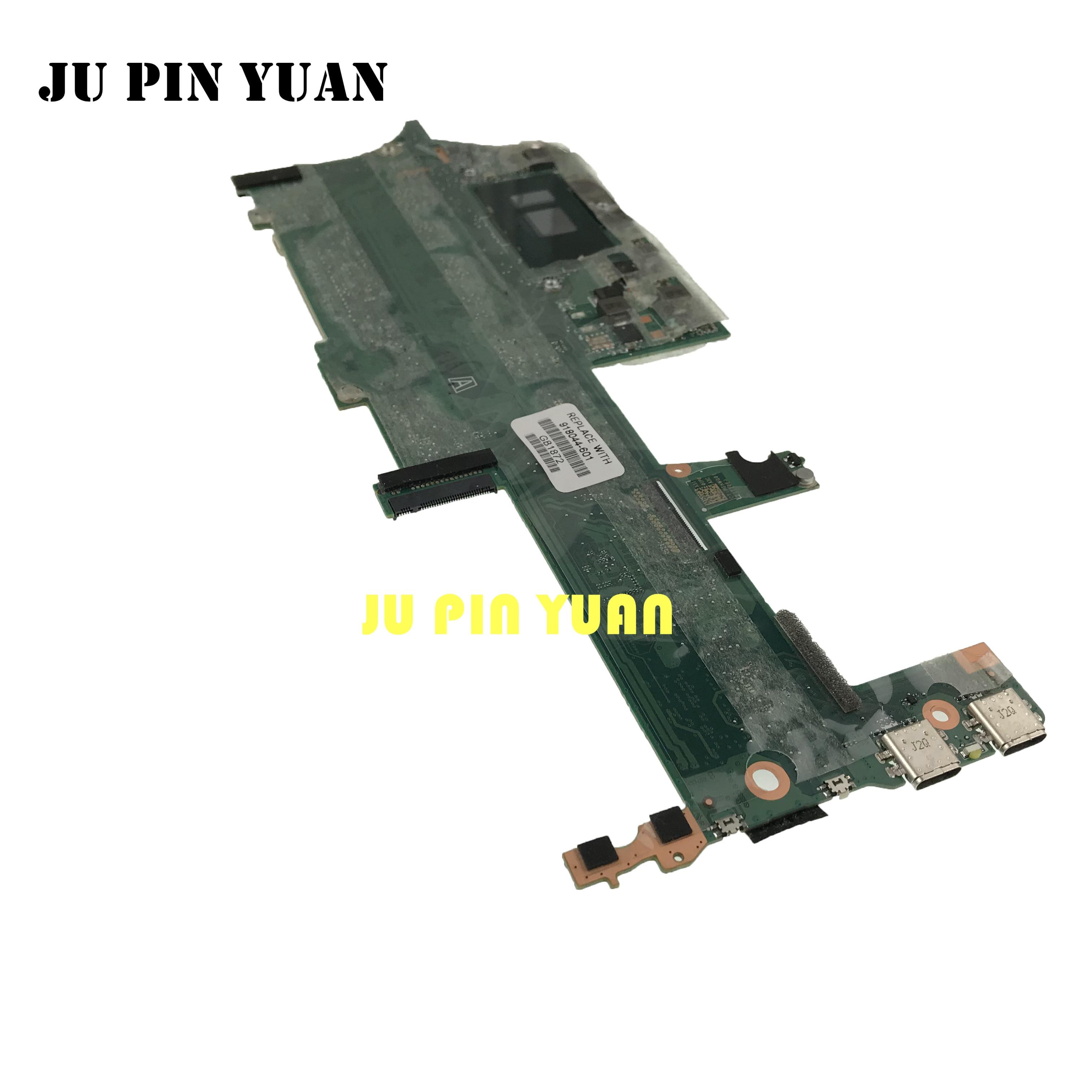 Материнская плата для ноутбука HP Spectre x360 13-AC 13T-AC 918044-601 918044-001, DAX31MB1AA0 с процессором i5-7200U, 8 ГБ, полностью протестирована