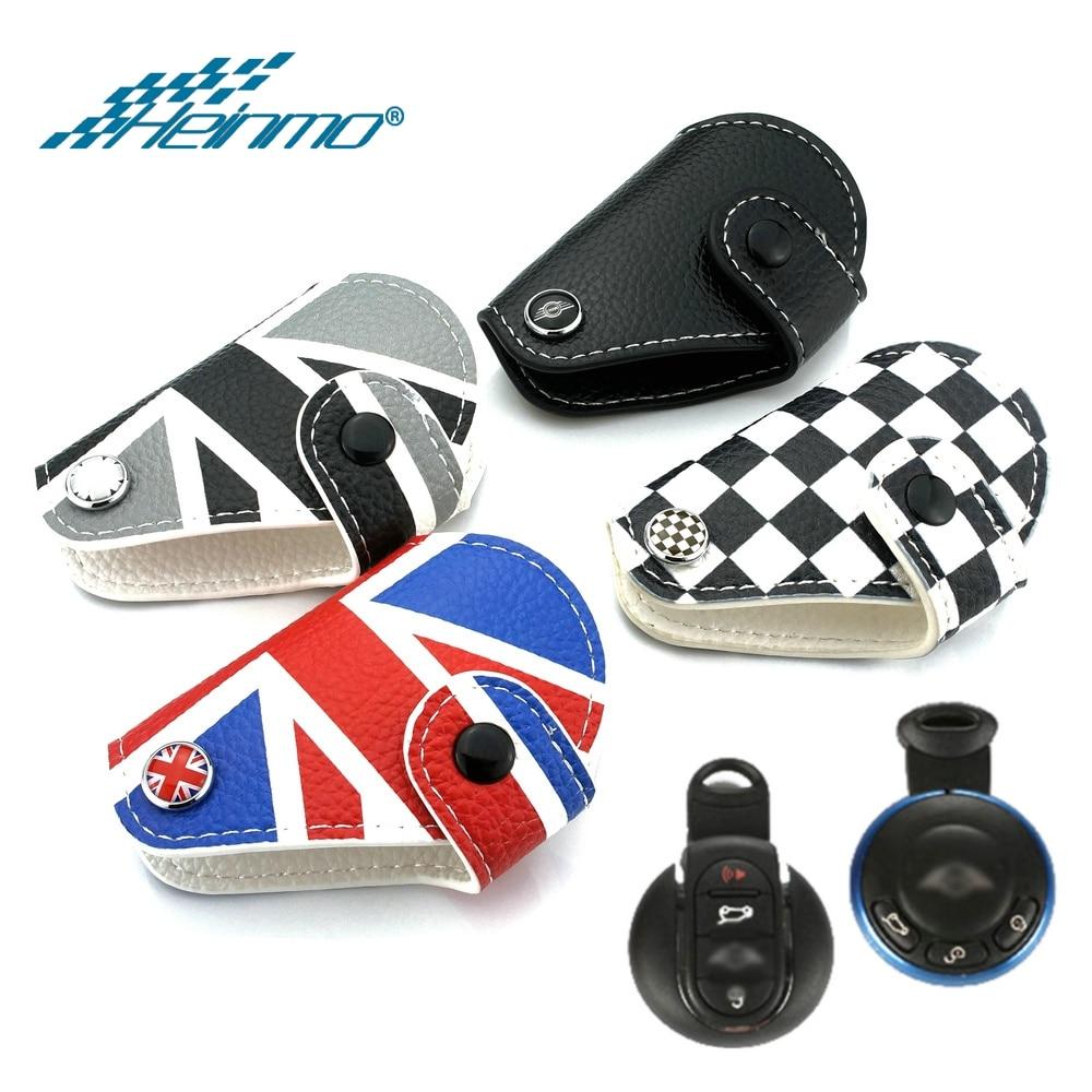 Para MINI Cooper R55 R56 R57 R60 R61 F54 F55 F56 F57 F60, funda para llave de coche, funda para MINI Countryman, accesorios Clubman