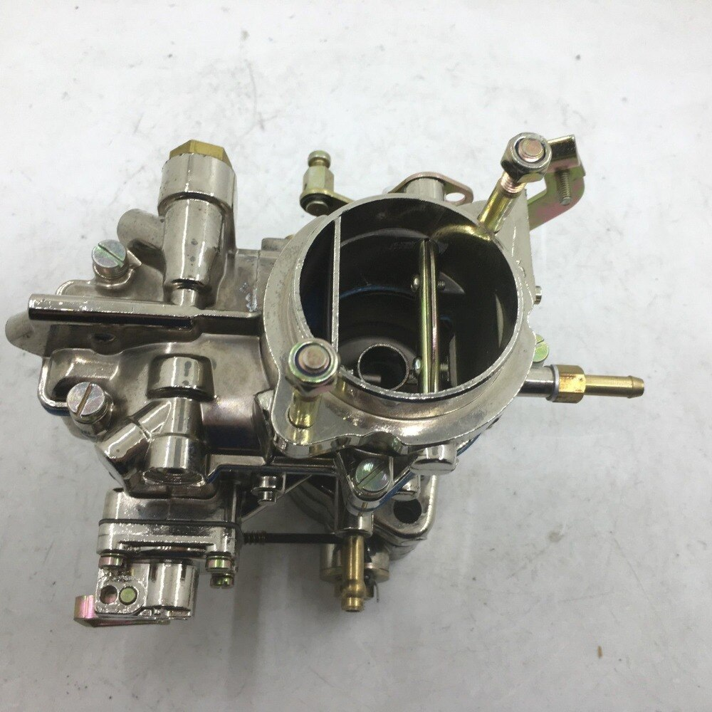 sherryberg Chrome carb Carburetor for Fiat 190 Alcool weber model MONZA SIMPLES 190 GAS