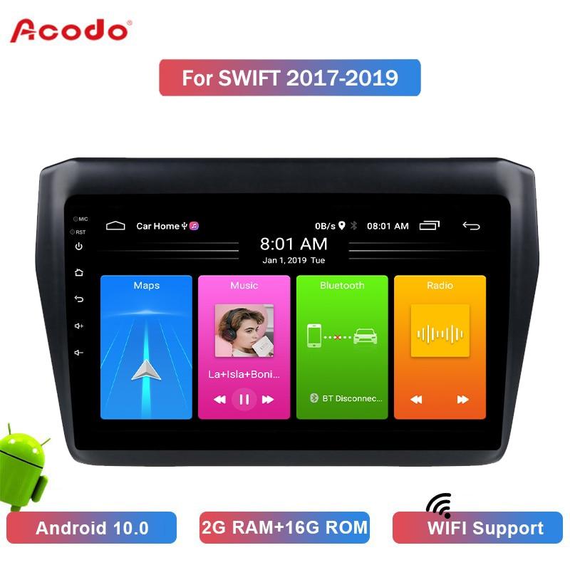 acodo-2g-ram16g-rom-android-10-0-car-radio-multimedia-player-for-suzuki-swift-2017-2018-navigation-gps-2-din