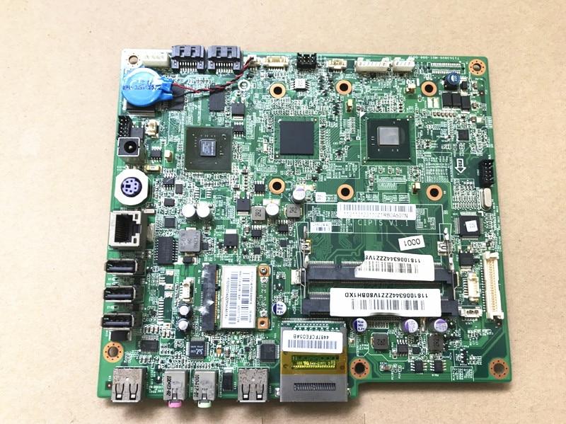 لوحة أم بديلة لجهاز Lenovo C200 DDR2 AIO ، لوحة رئيسية CIPTS V:1.0 ، تم اختبارها بنسبة 100% ، تعمل بالكامل