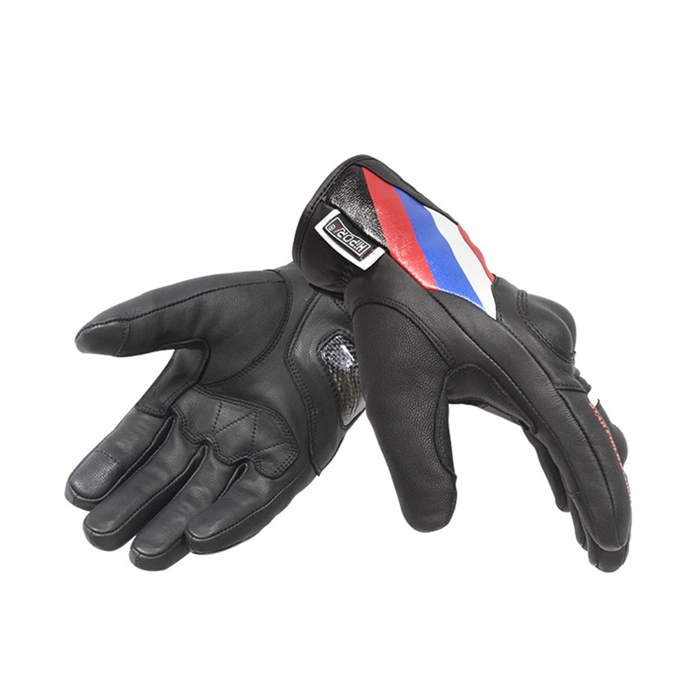 HEROBIKER Summer Breathable Waterproof Gloves Protective Ridding Gloves Guantes Moto Motocicleta Touch Screen Full Finger Gloves enlarge