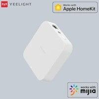 Yeelight     passerelle en maille Bluetooth  prise en charge du Port reseau et WIFI  acces bimode HomeKit et Mihome  meilleur partenaire pour la lumiere en maille
