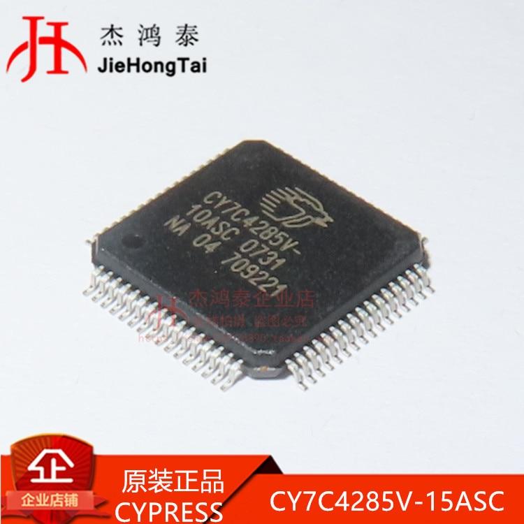 شحن مجاني CY7C4285V-15ASC FIFO Mem/أحادي Dir 10 قطعة