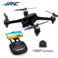 jjrc x8 rc drone brushless gps 5g wifi quadcopter 30kmh high speed altitude hold headless remote control drones toys