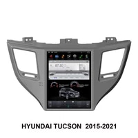 10 4 inch tesla style screen android 9 0 car gps navigation for hyundai tucson 2015 2022 auto radio multimedia player