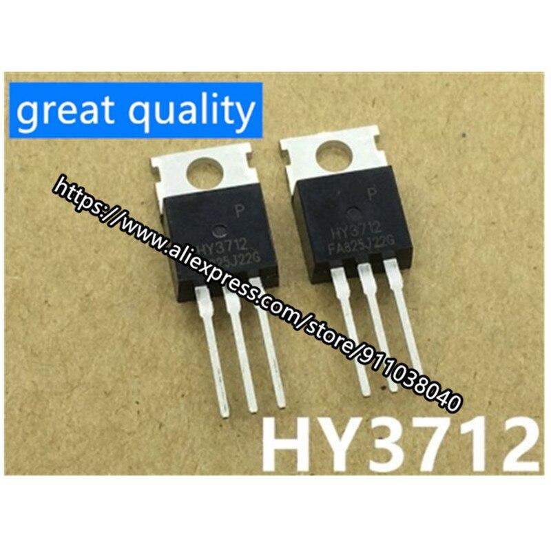 10 шт./лот HY3712 HY3712P 125V170A TO-220 IC Chip новый оригинальный