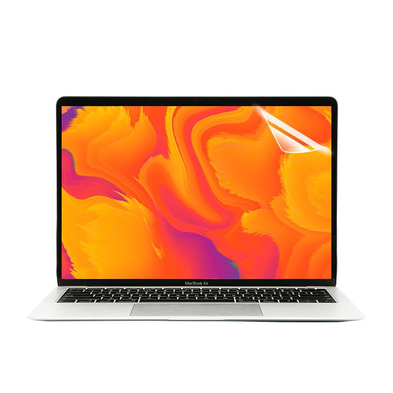2 paquetes de Protector de pantalla para Macbook Pro 16 pulgadas Laptop 2019 nuevo modelo A2141 HD película transparente