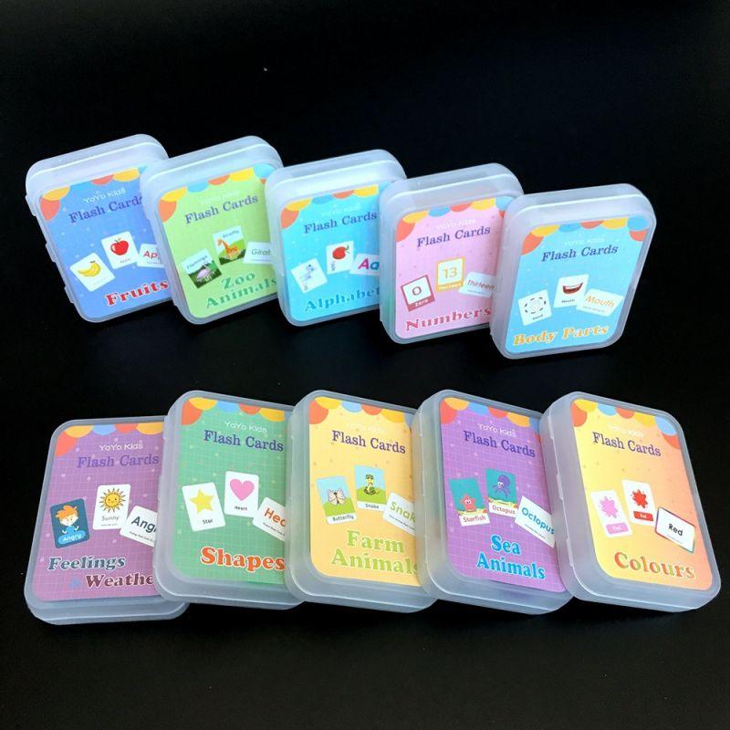 Карточки с буквами для развития раннего детства обучающие Обучающие игрушки распознают формы, животных, цвета, фрукты, профессии обучающие карточки овощи и фрукты