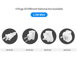 Image 5 - Зарядное устройство с 8 портами USB, быстрая зарядка 3,0, ЖК дисплей, зарядное устройство для телефонов Android, iPhone, быстрая зарядка для xiaomi, huawei, samsung