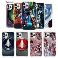 cartoon robotechs for apple iphone 12 mini 11 xs pro max xr x 8 7 6s 6 plus 5 5s se 2020 tpu silicone phone case