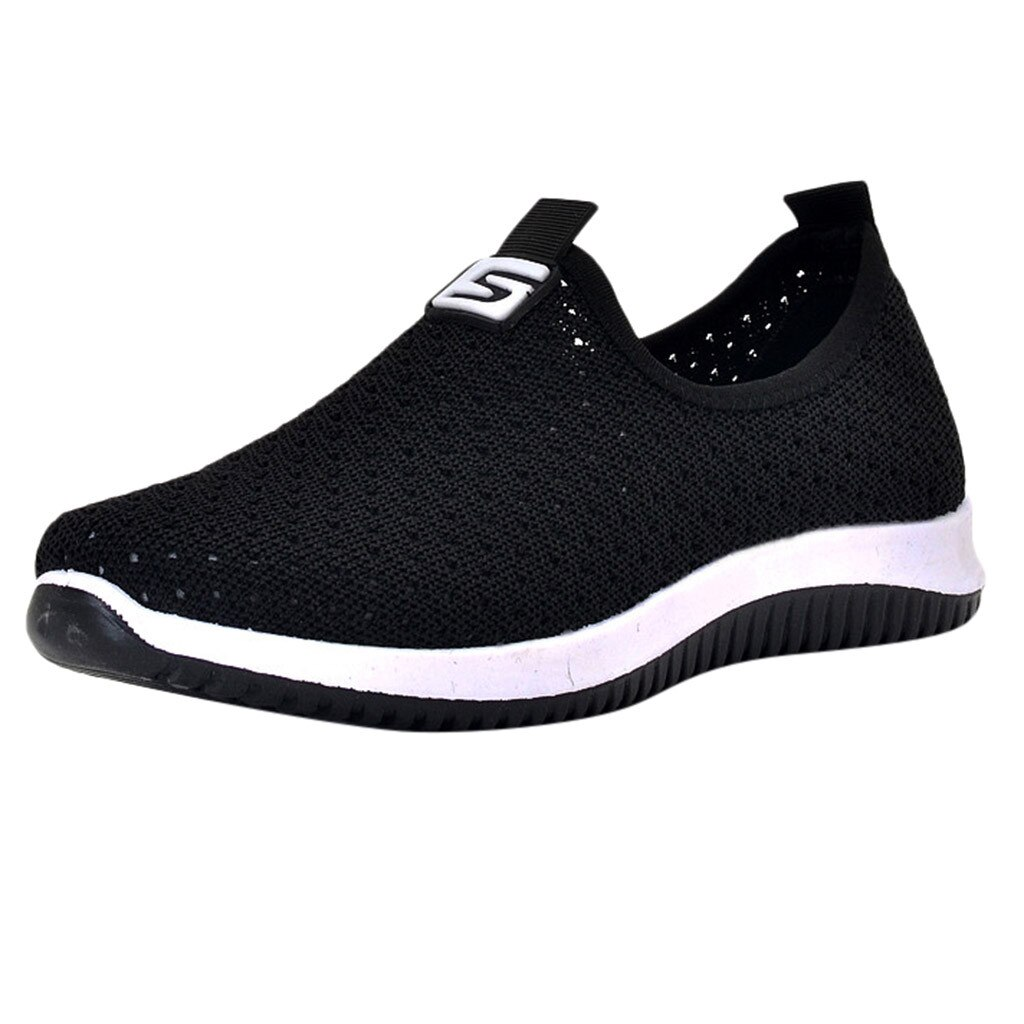 SAGACE Woman casual shoes Breathable 2019 Sneakers Women Shoes Casual Shoes Women Outdoor Travel Sli