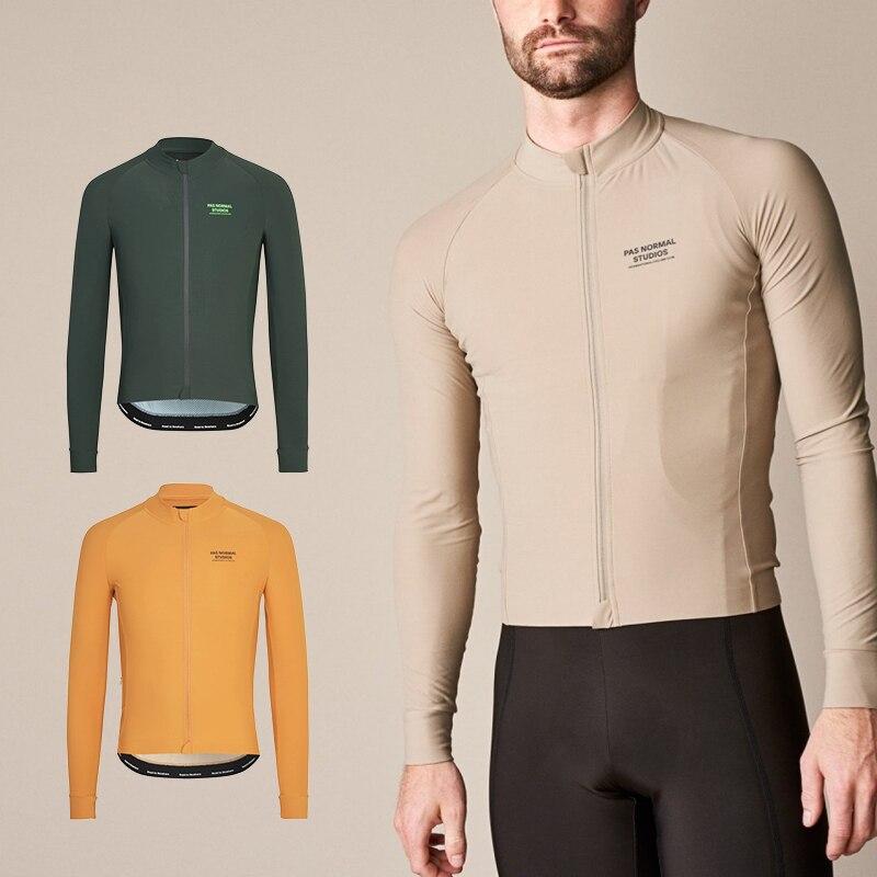 جديد 2021 PNS فريق الدراجات فريق جيرسي التجفيف السريع بأكمام طويلة الدافئة الفانيلة و الدراجات السراويل الدراجات مجموعات الملابس 10 ألوان
