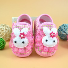 Baby Girl Shoes Recien Nacido Fashion Cute Newborn Girl Boy Soft Sole Crib Toddler Shoes Canvas Snea