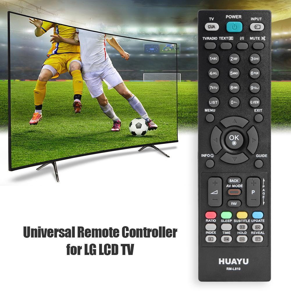 RM-L810 LCD Smart TV reemplazo de Control remoto sin batería para LG televisión 6710900010A/E/F 6710900010G/J/S