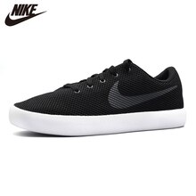 Original Nike FINALE ESSENTIALIST Cut-outs Mens Sports Black Outdoors Skateboarding Shoes  Sneakers 819810-0022
