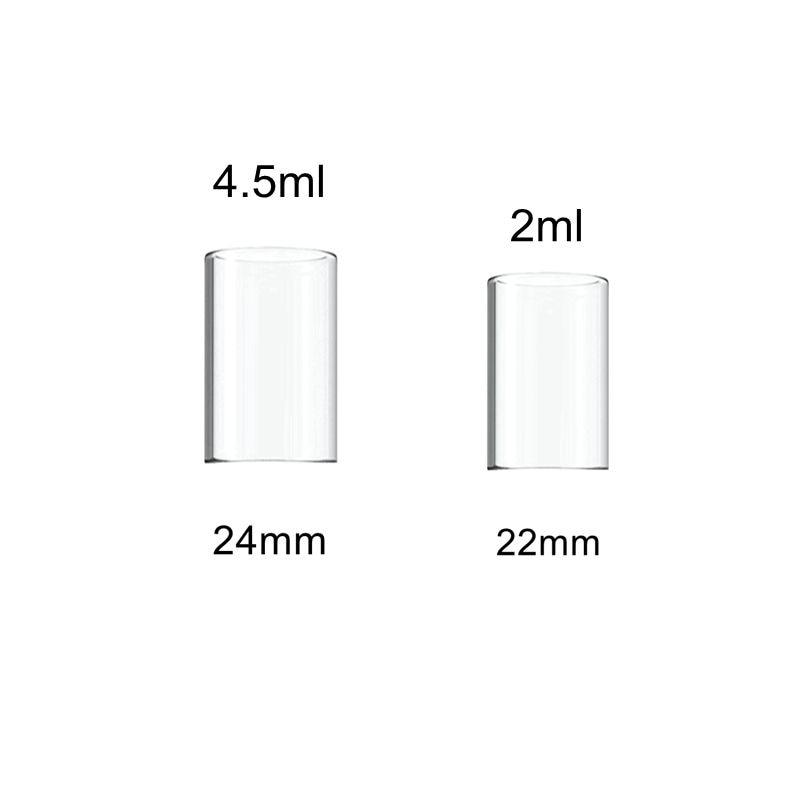 hongxingjia-сменная-стеклянная-трубка-pyrex-бак-для-digiflavor-сирена-2-22-мм-2-мл-24-мм-45-мл-версия-стекла