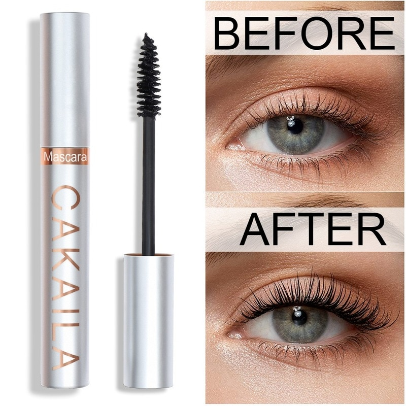 The New Mascara Is Thick, Waterproof and Lasting Without Makeup Lash Fibers Mascara  Curly  Mascara Waterproof  Cosmetic