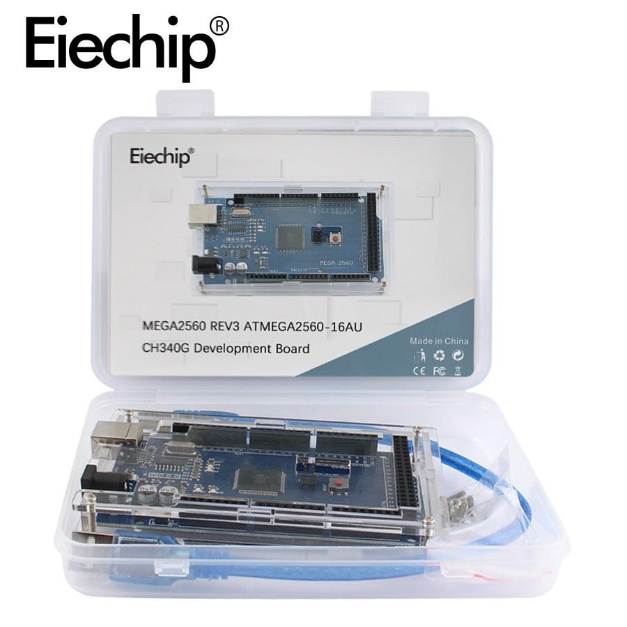 Макетная плата для Arduino Mega 2560 R3 MEGA2560 REV3,