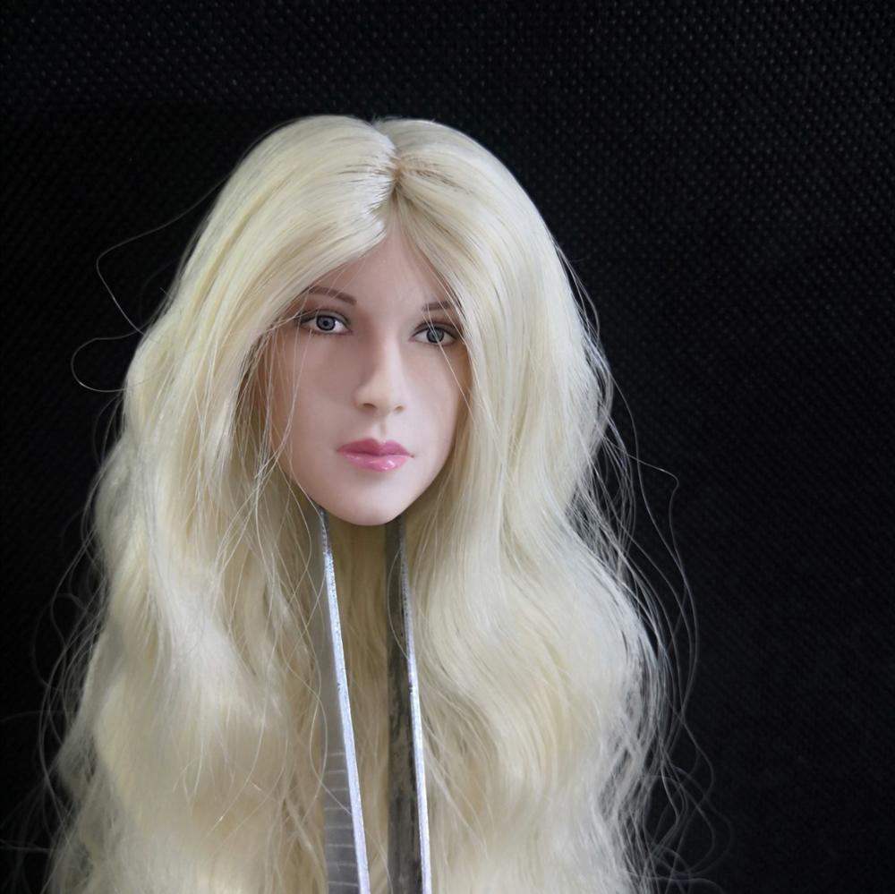 1-4-european-beauty-head-sculpture-4-points-baby-head-sculpture-bjd-doll-45cm-body-head-sculpture-with-hair-version