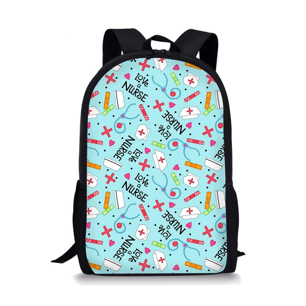 pug dog husky printing backpack for children girls Art cartoon animal dog flower backpack suitable for little boys and girls designer children's school bag printing 3d backpack