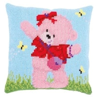 latch hook cushion kits ball pillows wedding cartoon home decoration unfinished pillow case kits for embroidery