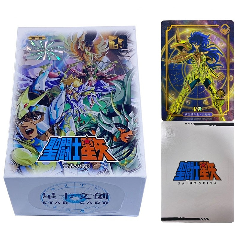 Saint Seiya Golden Saint Golden Hades Redraw Repaint Original Composite Craft Hobby Game Collection Cards Gifts saint seiya pegasus the lost canvas hades aaron cosplay anime costume customize