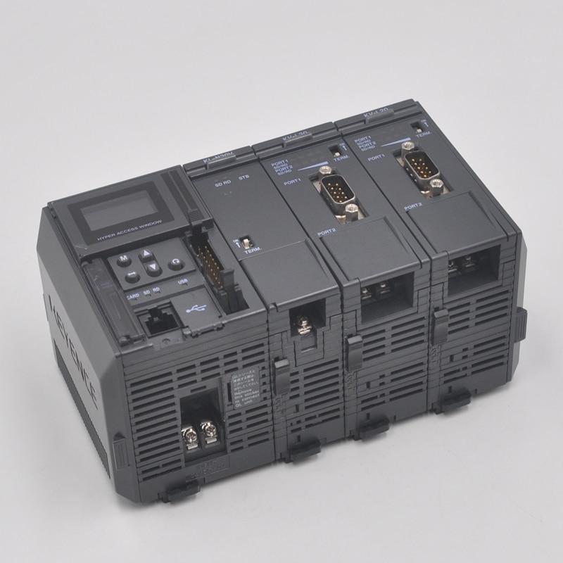 KEYENCE KV-700 PLC module KV-L20 KV-L20V programmable controller