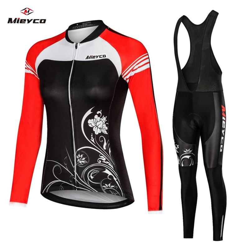 Conjunto De Jersey De ciclismo Anti-UV para Mujer, Ropa femenina De secado...