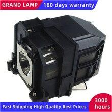ELPLP71 EB-470 EB-475W EB-480 EB-485W EB-485Wi/PowerLite 470 de 475W 480 W 485W 475Wi 480i 485Wi para lámpara para proyector EPSON