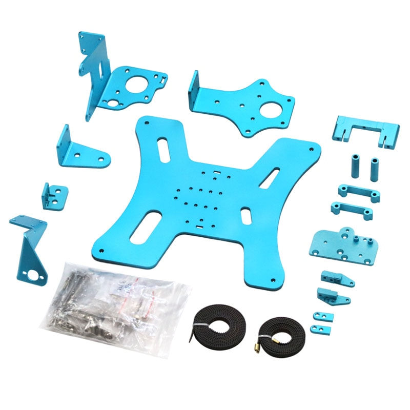 BLV-Kit de actualización de impresora 3d Ender3s Pro EnderV2 puertas de tornillos...