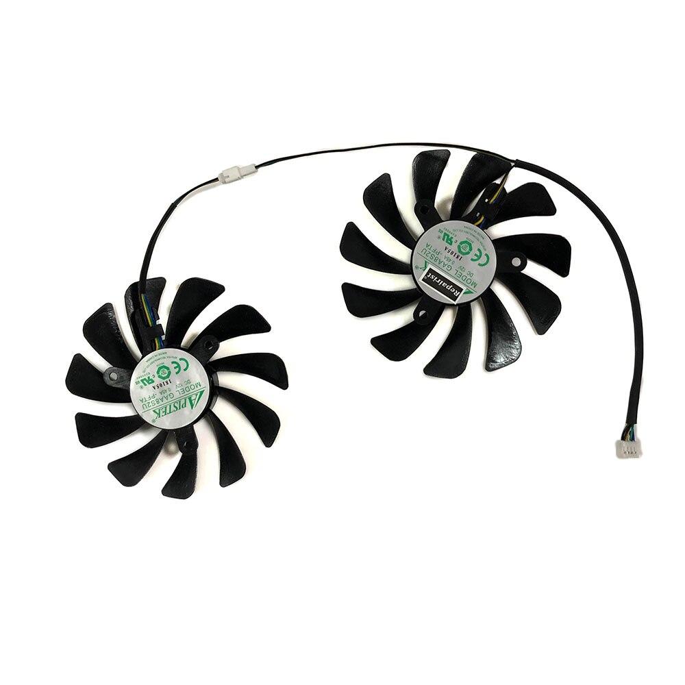 GeForce GTX 1080 Ti AMP Edition GPU VGA Kühler Lüfter Für ZOTAC ZT-P10810D-10P gtx1080ti Video Karten Als Ersatz
