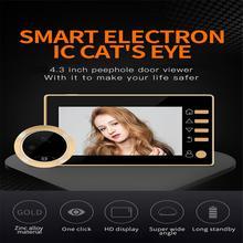 Video Türklingel Monitor HD Objektiv Video-aufnahme Foto-unter Wired Video Türklingel Telefon RTOS Betriebs System Kit Hause sicherheit