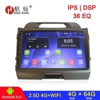 android 9 1 car radio multimedia no 2 din sportage 3 4 2010 15 video player navigation gps for kia sportage 1 2 sedan