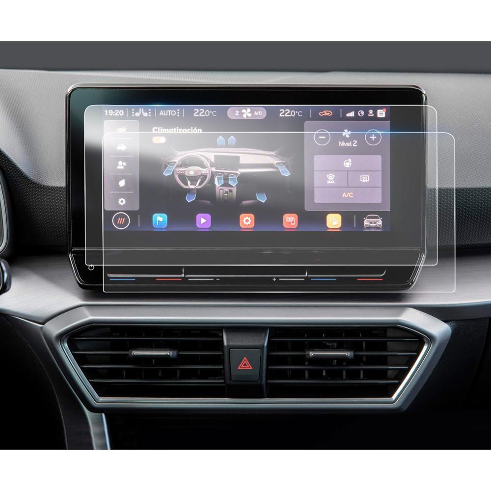 AliExpress - LFOTPP PET Screen Protector For Leon MK4 Navi System 10 Inch 2020 Car Multimedia Radio Display Auto Interior Accessories