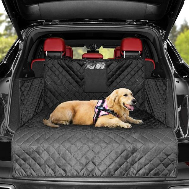 2021 New Trunk Production Mat Waterproof Lebgthen Car Pet Pad Size 185x105x35cm Blanket Suitable For Most Cars Anti-scratch