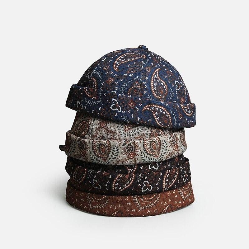 Новые модные шапки без козырька, крутые шапки, уличные модные шапки в стиле хип-хоп, высококачественные черные шапки, оптовая продажа для му...