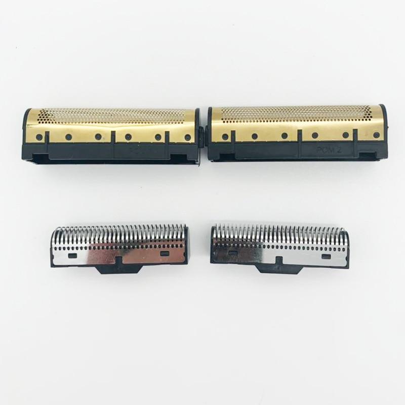 100% качество Товары T Ножи бритвы сменный резак головка Ножи Москитная сетка для Kemei 1102 2024 1971 2026 1986 Ножи чистая