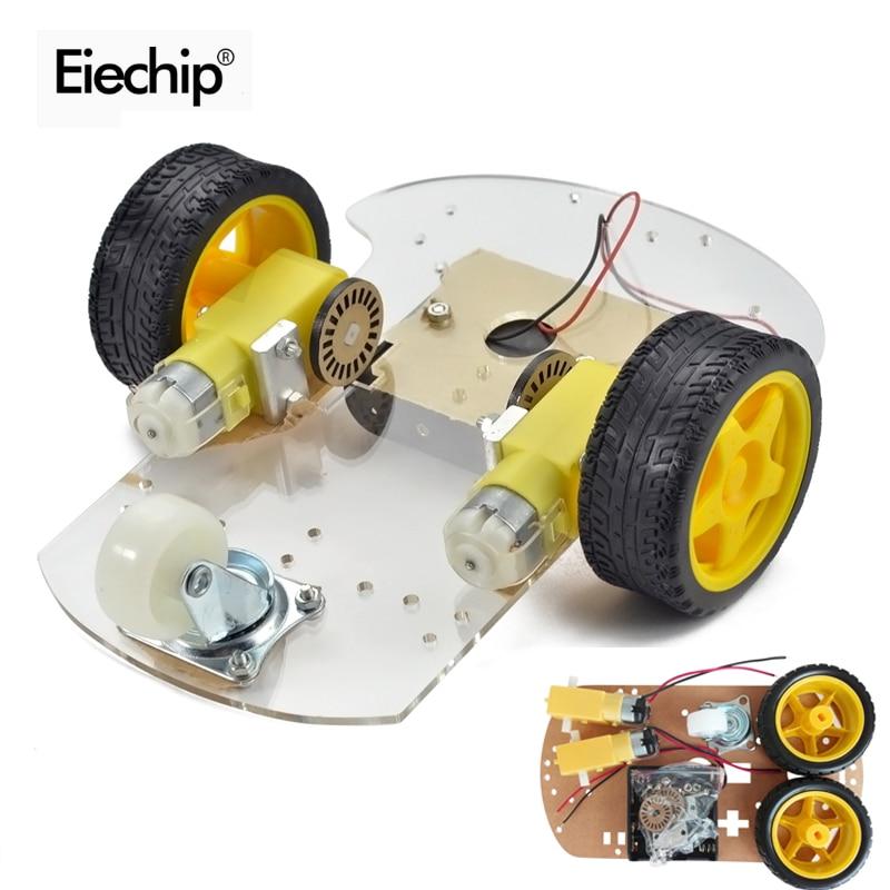 Комплект шасси для Arduino 2WD Motor Smart Robot, ко