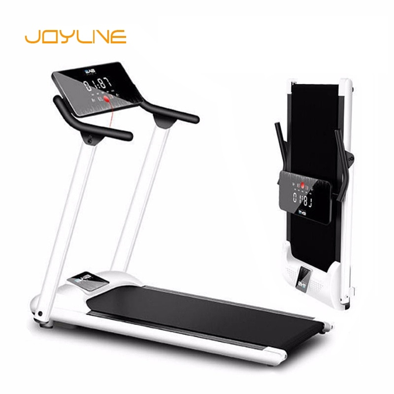 JOYLIVE caminadoras multifuncional plegable Mini Fitness Home cinta de correr equipo para ejercicio interior gimnasio casa plegable Fitness