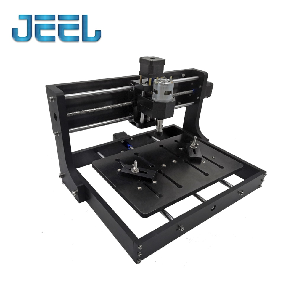DIY CNC 3020 Engraving Machine,Wood Router,Cutter, Laser Engraver Can Use  With GRBL Control And Offline enlarge