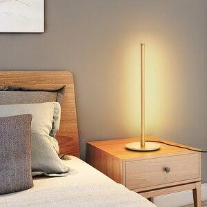 Nordic LED Desk Lamp for Reading,Table Light Bedroom Bedsides Home Decoration Light Indoor Lighting Living Room Night Stand Lamp