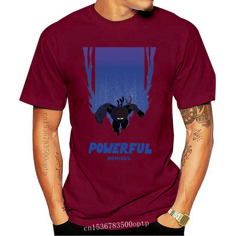 New Major Lazer Powerful Funny Tee Shirts For Men