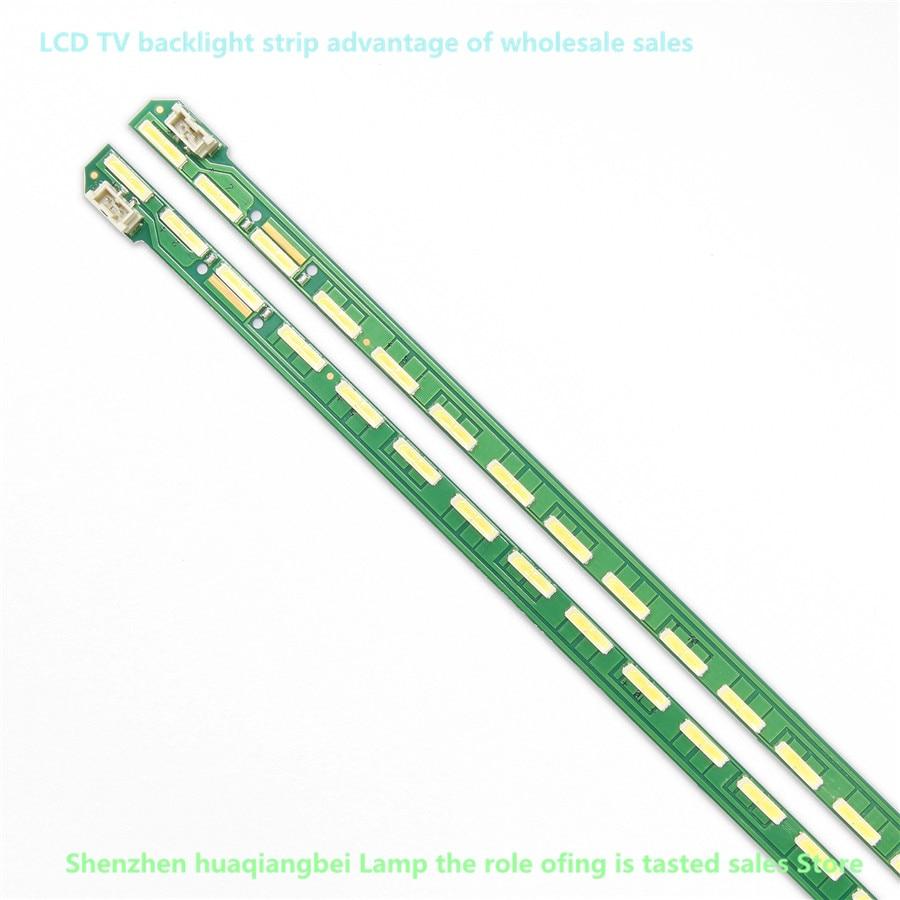 2 uds x retroiluminación LED para LG 49 pulgadas FHD L/r-type rev 0,3 PEU36H CCGIGAN01-0792A 0791A 49LF5400 MAK63267301 REC002 BKX46W 46-LED