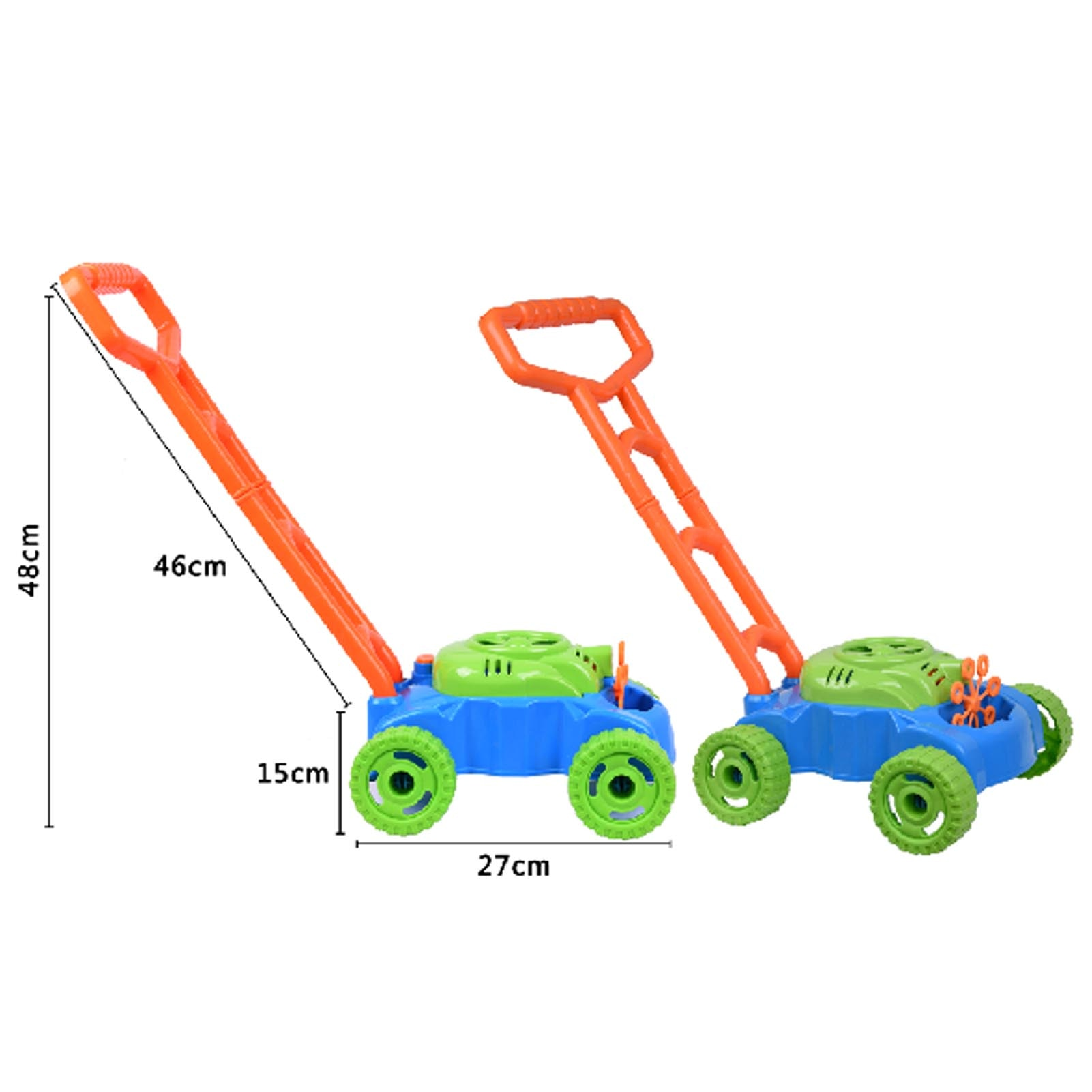Kids Hand Push Bubble Car Fun Electronic Bubble Blower Machine Portable Summer Gift Outdoor Toys For Children Kids  - buy with discount